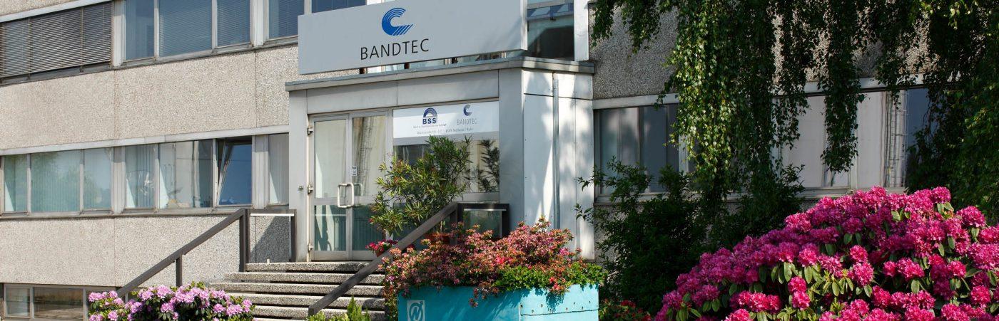 Über BANDTEC